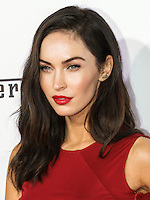 BEVERLY HILLS, CA, USA - OCTOBER 11: Megan Fox arrives at Ferrari's 60th Anniversary In The USA Gala held at the Wallis Annenberg Center for the Performing Arts on October 11, 2014 in Beverly Hills, California, United States. (Photo by Rudy Torres/Celebrity Monitor)