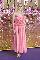 "Lucy Boynton<br /> arriving for the ""Bohemian Rhapsody"" World premiere at Wembley Arena, London<br /> <br /> ©Ash Knotek  D3455  23/10/2018"