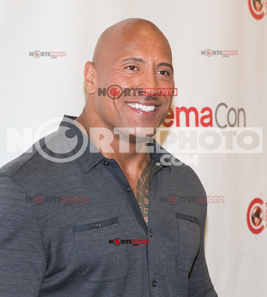 LAS VEGAS, NV - March 24: Dwayne Johnson pictured at Paramount Pictures Opening Night Presenation Party for Cinemacon 2014 at Caesars Palace in Las Vegas, NV on March 24, 2014. ©Kabik/ Starlitepics