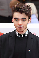 Nathan Sykes at the Princes Trust &amp; TKMaxx &amp; Homesense Awards 2018, London Palladium, London UK on March 6th 2018<br /> CAP/ROS<br /> &copy;ROS/Capital Pictures