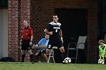 ELON, NC - AUGUST 25: Providence's Joao Serrano (POR). The University of North Carolina Tar Heels hosted the Providence College Friars on August 25, 2017 at Rudd Field in Elon, NC in a Division I college soccer game. UNC won the game 4-2.