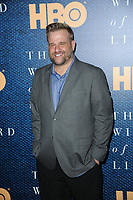 www.acepixs.com<br /> May 11, 2017  New York City<br /> <br /> Stephen Wallem attending the 'The Wizard Of Lies' New York Premiere at The Museum of Modern Art on May 11, 2017 in New York City. <br /> <br /> Credit: Kristin Callahan/ACE Pictures<br /> <br /> <br /> Tel: 646 769 0430<br /> Email: info@acepixs.com