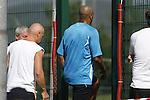 DB BRUNICO (BOLZANO) 17/07/2007 - ALLENAMENTO INTER / ADRIANO ABBANDONA ALLENAMENTO / FOTO SPORT IMAGE..Training..Training - Internazionale..1st January, 1970..--------------------..Sportimage +44 7980659747..admin@sportimage.co.uk..http://www.sportimage.co.uk/