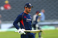 Essex skipper Ryan ten Doeschate ahead of Gloucestershire vs Essex Eagles, NatWest T20 Blast Cricket at The Brightside Ground on 13th August 2017