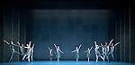 "Birmingham Royal Ballet. Love and Loss programme. ""Galanteries"""
