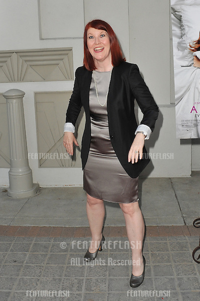 "Kate Flannery at the premiere of ""A Little Help"" at the Cary Grant Theatre at Sony Pictures Studios..July 14, 2011  Los Angeles, CA.Picture: Paul Smith / Featureflash"