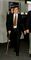 Montreal (Qc) CANADA - File Photo - Lucien Bouchard, Leader Bloc Quebecois  after he lost his leg in December 1994<br /> <br /> Lucien Bouchard
