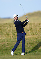 Scott Piercy in action during Round 3 of the 2015 Alfred Dunhill Links Championship at the Old Course, St Andrews, in Fife, Scotland on 3/10/15.<br /> Picture: Richard Martin-Roberts | Golffile