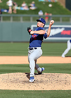 Josh Sborz - Los Angeles Dodgers 2020 spring training (Bill Mitchell)