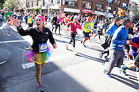Faces of the 2014 TCS NYC Marathon