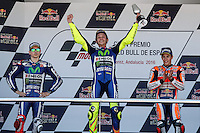 Motorcycle Championship GP, Jerez (Spain), April  2016