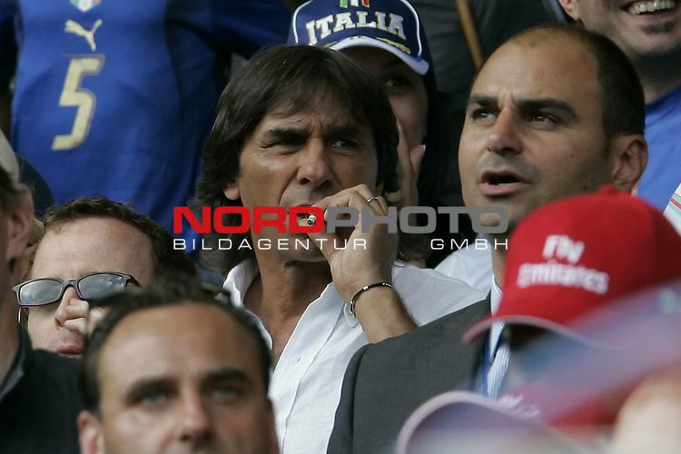 FIFA WM 2006 -  Round of Sixteen - / Viertelfinale <br /> Play      #53 (26-Jun) - Italien - Australien<br /> <br /> BRUNO CONTI <br /> <br /> <br /> Foto &copy; nordphoto