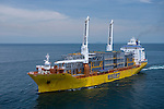Happy Dover ship / Panama