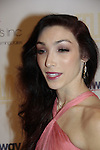 Meryl Davis - Olympic Ice Dancing Champion at 10th Annual Gala celebrating Figure Skating in Harlem's 18th year of operations at The Stars 2015 Benefit Gala on April 13, 2015 in New York City, New York honoring Olympic Champion Evan Lysacek, Gloria Steinem and Nicole, Alana and Juliette Feld with Mary Wilson as Mistress of Ceremony. (Photos by Sue Coflin/Max Photos)