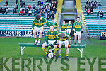 Kerry v Limerick Institute Technology in the Quarter Final of the McGrath Cup at Austin Stack Park, Tralee on Sunday 16th January.