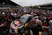 2014 V8SC Test Day
