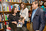 "MIAMI BEACH, FL - FEBRUARY 02: Laura Wides-Muñoz speak and sign copies of her book "" The Making of a Dream: How a Group of Young undocumented Immigrants Helped Change What it Means to Be American"" at Books & Books in Coral Gables on February 2, 2018 in Coral Gables, Florida. ( Photo by Johnny Louis / jlnphotography.com )"
