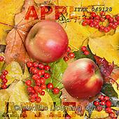 Isabella, STILL LIFE STILLEBEN, NATURALEZA MORTA, paintings+++++,ITKE049128,#i#, EVERYDAY,apples,autumn