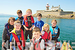 SAILERS; On a trip around Fenit Lightshouse on Tralee Sailing Club, Fenit open day on Sunday, they were, Patrick O'Donnell, Ellen Moriarty, Darragh O'Connor, Conor Crowley, Sean Crowley, Jack and Greg O'Connell and Sophie Moriarty................................... ....
