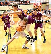 2019 Gravette Basketball