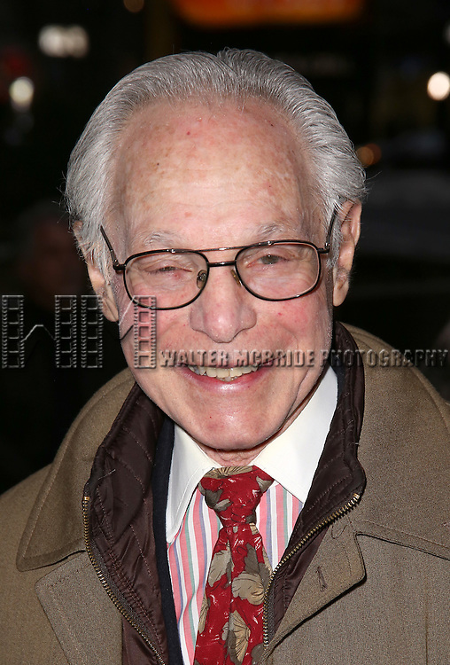 Robert Waldman attends 'The Robber Bridegroom' Off-Broadway Opening Night performance at Laura Pels Theatre on March 13, 2016 in New York City.