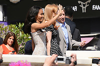 Jada Pinkett Smith, Jessica Chastain, Martin Short and David Schwimmer attending the Madagaskar III photocall at Carlton hotel during Cannes International Film Festival in Cannes, France, 17.05.2012..Credit: Timm/face to face /MediaPunch Inc. ***FOR USA ONLY***