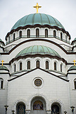 SERBIA, Belgrade, Saint Sava Temple, Eastern Europe