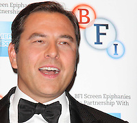 London -  The Screen Epiphanies series continues with David Walliams introducing 'The Spy Who Loved me' at the BFI Southbank, London - August 28th 2012..Photo by Keith Mayhew.