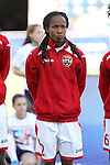 26 October 2014: Pamela Tajonar (MEX). The Trinidad & Tobago Women's National Team played the Mexico Women's National Team at PPL Park in Chester, Pennsylvania in the 2014 CONCACAF Women's Championship Third Place game. Mexico won the game 4-2 after extra time. With the win, Mexico qualified for next year's Women's World Cup in Canada and Trinidad & Tobago face playoff for spot against Ecuador.