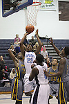 CFCC Men's Basketball vs. USC Feb. 2014