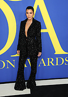 ABROOKLYN, NY - JUNE 4: Kourtney Kardashian at the 2018 CFDA Fashion Awards at the Brooklyn Museum in New York City on June 4, 2018. <br /> CAP/MPI/JP<br /> &copy;JP/MPI/Capital Pictures