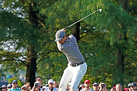 Rory McIlroy (NIR) tees off on the 12th hole during the second round of the 100th PGA Championship at Bellerive Country Club, St. Louis, Missouri, USA. 8/11/2018.<br /> Picture: Golffile.ie | Brian Spurlock<br /> <br /> All photo usage must carry mandatory copyright credit (© Golffile | Brian Spurlock)