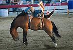 Rodeo at the Omak Stampede, Washington
