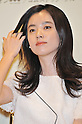 "Han Hyo joo, Jun 07, 2012 : Tokyo, Japan, June 7, 2012 : Actress Han Hyo joo attends a press conference for the film ""Always"" in Tokyo, Japan, on June 7, 2012."