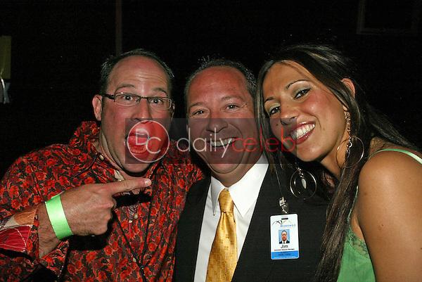 Scott Cooper, Jim Pedulla and Jessica Curreri