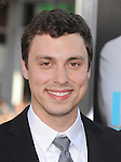 John Francis Daley at The Warner Bros. Pictures L.A. Premiere of Horrible Bosses held at The Grauman's Chinese Theatre in Hollywood, California on June 30,2011                                                                               © 2011 Hollywood Press Agency