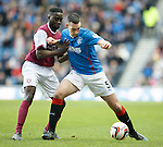 Lee Wallace and David Banjo