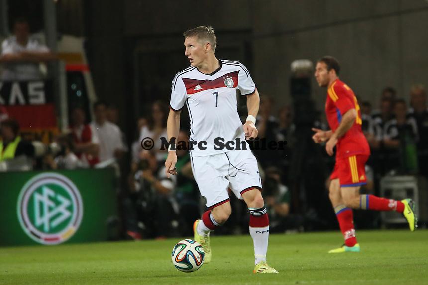 Bastian Schweinsteiger (D) - Deutschland vs. Armenien in Mainz