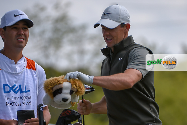Rory McIlroy (NIR) prepares for his tee shot on 3 during day 2 of the WGC Dell Match Play, at the Austin Country Club, Austin, Texas, USA. 3/28/2019.<br /> Picture: Golffile | Ken Murray<br /> <br /> <br /> All photo usage must carry mandatory copyright credit (© Golffile | Ken Murray)