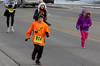 The Barnesville Santa's Spirit Sprint, Barnesville, Ohio on December 8, 2018.