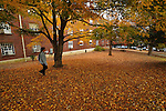 Fall has come to Ole Miss.  Photo by UM Photographer Kevin Bain
