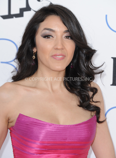 WWW.ACEPIXS.COM<br /> <br /> February 21 2015, LA<br /> <br /> Yvette Yates arriving at the 2015 Film Independent Spirit Awards at Santa Monica Beach on February 21, 2015 in Santa Monica, California.<br /> <br /> By Line: Peter West/ACE Pictures<br /> <br /> <br /> ACE Pictures, Inc.<br /> tel: 646 769 0430<br /> Email: info@acepixs.com<br /> www.acepixs.com