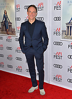 "LOS ANGELES, CA. November 08, 2018: Mychael Danna at the AFI Fest 2018 world premiere of ""On the Basis of Sex"" at the TCL Chinese Theatre.<br /> Picture: Paul Smith/Featureflash"