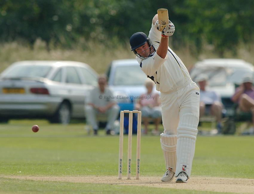 Photo: Henry Browne..Norfolk CC v Wiltshire CC. MCCA Knockout Trophy Final..31/08/2005...Chris Borrett.