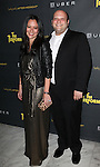 Marissa Kaimm and Isaac Hurwitz attending the Broadway Opening Night Performance After Party for 'The Performers' at E-Space in New York City on 11/14/2012