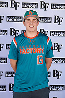 Samuel Mickels (13) of South Fork High School in Stuart, Florida during the Baseball Factory All-America Pre-Season Tournament, powered by Under Armour, on January 12, 2018 at Sloan Park Complex in Mesa, Arizona.  (Mike Janes/Four Seam Images)