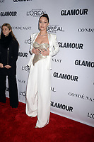 NEW YORK, NY - NOVEMBER 13: Bella Hadid attends the 2017 Glamour Women of The Year Awards at Kings Theatre on November 13, 2017 in New York City. <br /> <br /> <br /> People:  Bella Hadid<br /> <br /> Transmission Ref:  MNC1<br /> <br /> Hoo-Me.com / MediaPunch