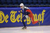 SCHAATSEN: HEERENVEEN: IJsstadion Thialf, 10-01-2013, Seizoen 2012-2013, Essent ISU EK allround training, Martina Sáblíková (CZE), ©foto Martin de Jong