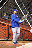 Anthony Rizzo - 2016 Chicago Cubs (Bill Mitchell)