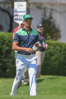 Rafael Cabrera Bello (ESP) departs the 10th tee during round 1 of the World Golf Championships, Mexico, Club De Golf Chapultepec, Mexico City, Mexico. 3/1/2018.<br /> Picture: Golffile | Ken Murray<br /> <br /> <br /> All photo usage must carry mandatory copyright credit (&copy; Golffile | Ken Murray)
